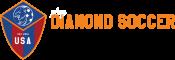 Diamond Soccer Logo