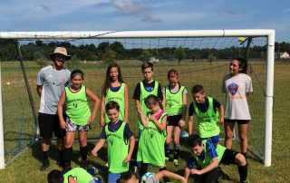 Our campers learn and have fun based on their age and skill level.